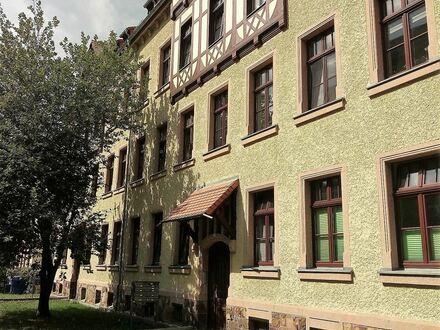 Schicke 3-Raum-Wohnung mit Balkon und Stellplatz in Altchemnitz