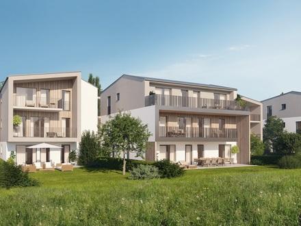 2- bis 4-Zi-Wohnungen mit Grundrissvielfalt