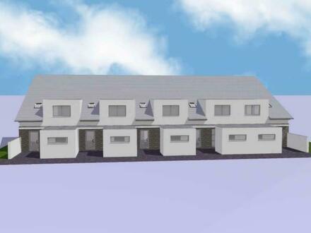 Freuen Sie sich auf ein top energetisches KFW 40 Neubau-Reihenendhaus in Lathen mit Nahwärmeanschluß