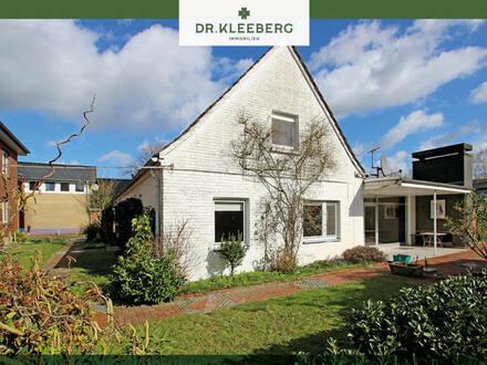 In zweiter Reihe gelegenes Einfamilienhaus mit Potenzial in Kattenvenne