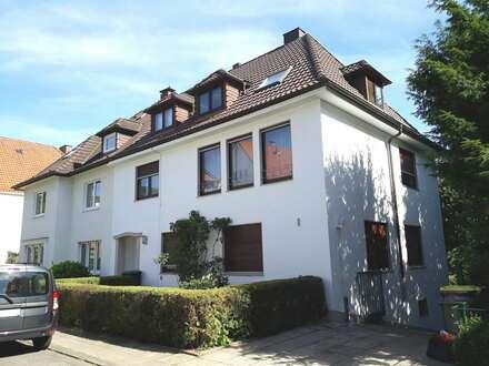 Vielseitig nutzbare Doppelhaushälfte in Top-Lage - Nähe Städtisches Krankenhaus