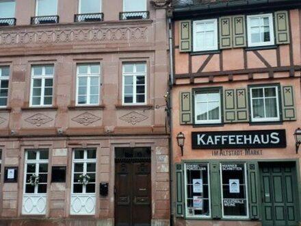 Kaffeehaus in Miltenberger Altstadt