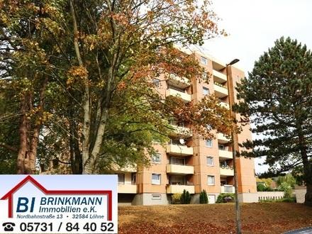 Hiddenhausen-Lippinghausen - Wohnung mit genialer Fernsicht - Ideal auch als Kapitalanlage!