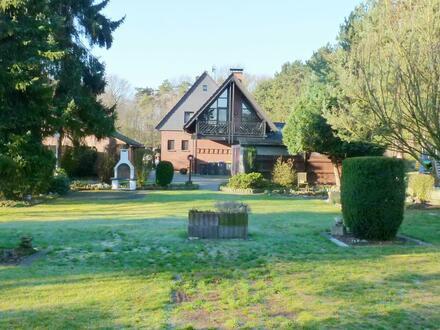 großes Haus auf großem Grundstück mit Renovierungsbedarf in Lippramsdorf