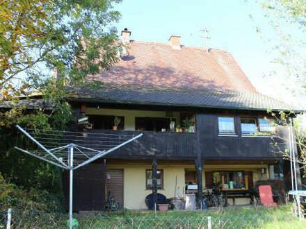 Landhaus in idyllischer Lage am Ortsrand!