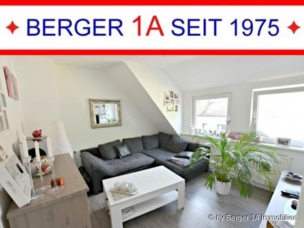 BREMEN-HASTEDT: TOP Moderne 2-Zi.-Wohnung mit neuw. Küche u. edlem Duschbad in absolut ruhiger Lage
