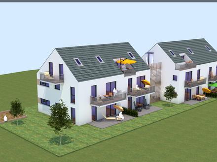 KFW55 Neubau!!wunderschöne helle 2 Zimmer EG Wohnung direkt im Zentrum von Ingolstadt!
