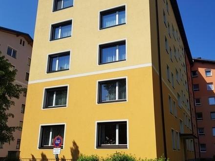Neu renovierte 3 Zimmerwohnung - ruhige Stadtlage Nähe LKH, PMU