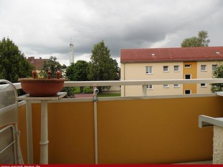 * Eine absolute Rarität in Kempten - 4 Zimmer-Wohnung mit Balkon *