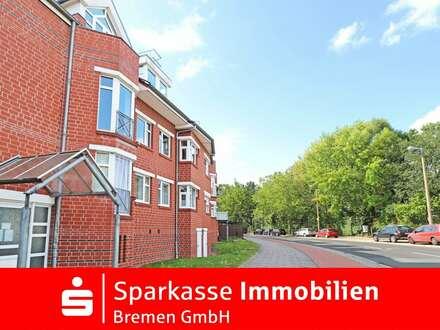 4-Zimmer-Wohnung im Hochparterre als Kapitalanlage oder Selbstnutzung in guter Lage von Obervieland