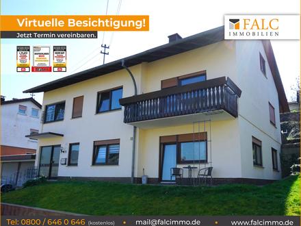 Großzügige Eigentumswohnung mit großer Terrasse und schönem Balkon in Helmstadt