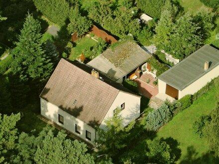 Haus mit Garten nahe Tropical Islands