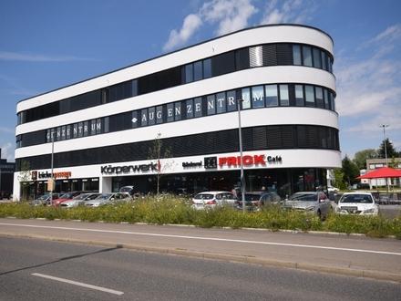 Syrlin Quartier Weingarten - Moderne Büro-/Dienstleistungsflächen in exponierter Lage