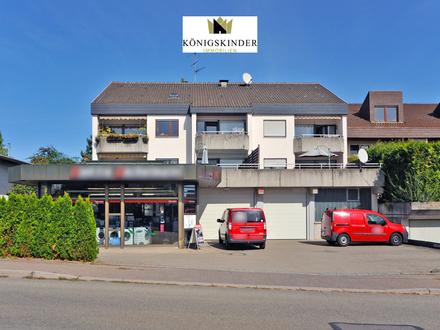 KAPITALANLEGER hergehört: Rentabel vermietetes Wohn- & Geschäftshaus + zusätzlichem Ausbaupotential