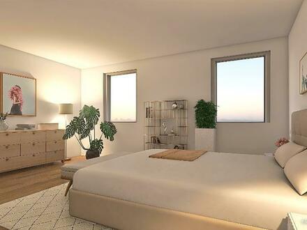 Geräumige 4-Zimmer Wohnung mit Ost-Balkon