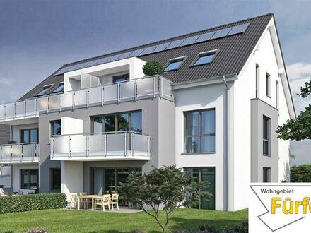 Neubauwohnung mit Gartenanteil im Bielefelder-Westen