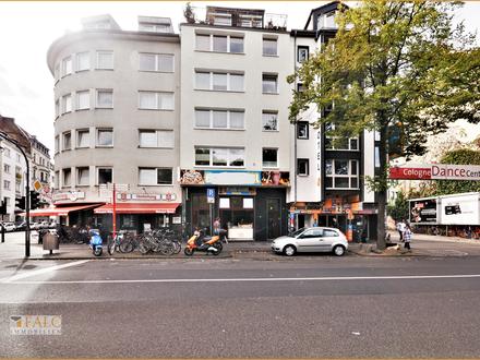 Seltenheit, Wohnung und Gewerbeobjekt in Spitzenlage von Köln!