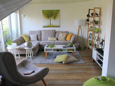 Großzügige Maisonette-Wohnung in Elsenfeld