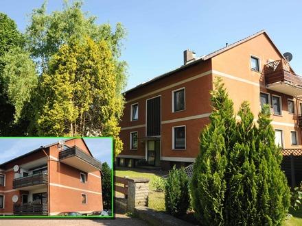 Aerzen-Zentrumslage: 3-Zimmer - ETW mit 2,5 Zi.- Einliegerwohnung +++ interessante Rarität +++