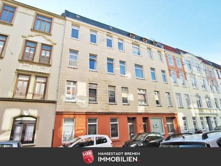 Bremerhaven / Helle 3-Zimmer-Wohnung mit Balkon in zentraler Lage