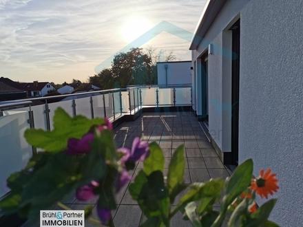 Schicke Penthouse-Wohnung in begehrter Lage - Erstbezug