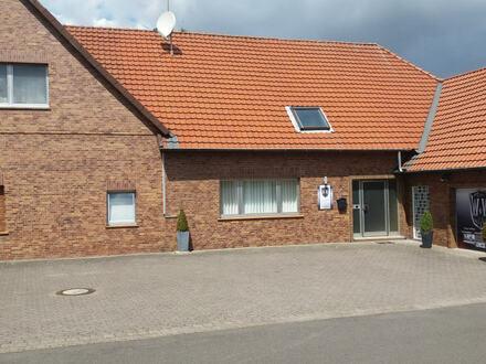 Arbeiten und Wohnen unter einem Dach - zentral in Lahde