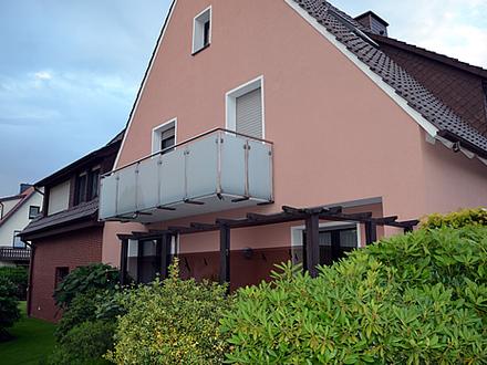 5 Zi. Eigentumswohnung im ZFH mit Garten