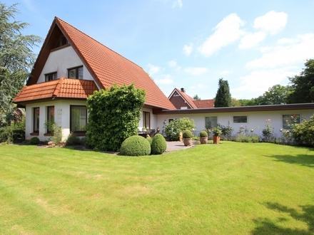 Bad Zwischenahn: Schickes Einfamilienhaus