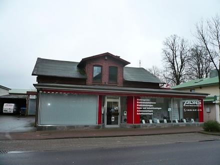 Wohn- und Geschäftshaus in Hohenlockstedt zu verkaufen