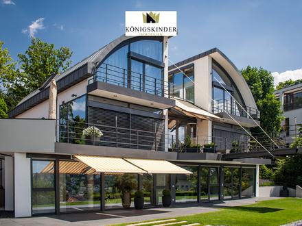Aussergewöhnliche Villa in Stuttgarter Bestlage am Weissenburgpark