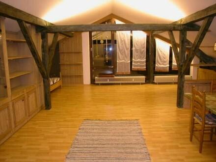 Großzügiges Singleloft in der Nähe Passau/Voglau - zeitlos und elegant