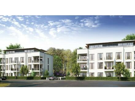Neubau-Obergeschoss-Eigentumswohnung in zentraler Lage von Papenburg-Untenende
