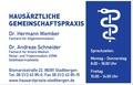 Hausärztliche Gemeinschaftspraxis Dr. Wember und Dr. Schneider