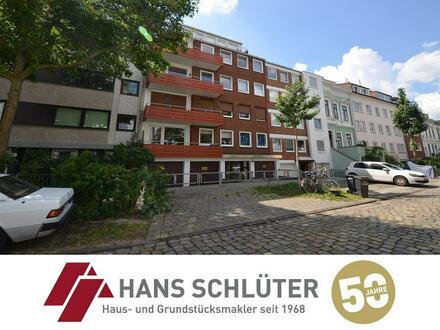 Herrliche 2 Zimmer Wohnung im Herzen von Schwachhausen!