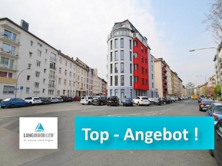 TOP! Toll geschnittene 3-Zi-Wohnung mit Sonnenbalkon, EBK und Parkplatz!
