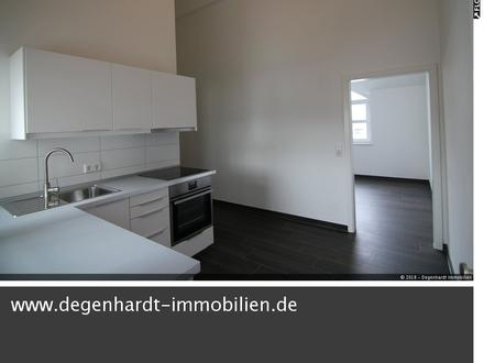 Hier können Sie gleich einziehen! Renoviertes Apartment mit Küche - Mitten in Reinheim!