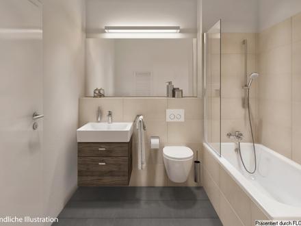 Sang ONE - Modernes Penthouse mit viel Tageslicht, 2 Dachterrassen und optionalem Gäste-WC