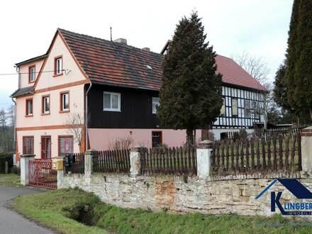 Geräumiges Haus mit Ausbaureserven und Baugrundstück in Kayna OT Roda zu verkaufen!