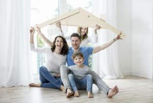 Platz für die Familie! Schöne Maisonettewohnung mit 2 Balkonen