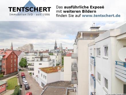 Wohnen über den Dächern von Neu-Ulm *PROVISIONSFREI*