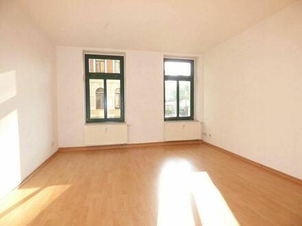 Am Fuße des Kassberg´s... 3-Raum-Wohnung mit Balkon und Tageslichtbad