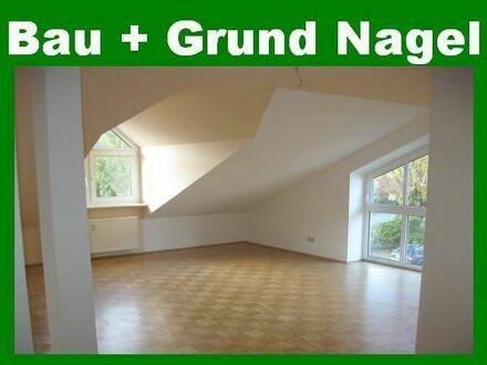 Provisionsfrei! Dachgeschosswohnung am Stadtrand von Borgholzhausen