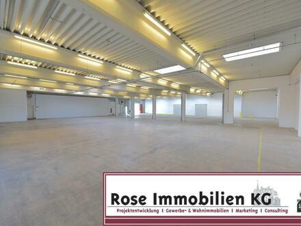 ROSE IMMOBILIEN KG: Lager-Produktionsflächen, 2 Rampen, 630KVA Industriegebiet Bünde!