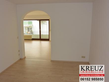 Helle 3-Zimmer Wohnkomfort in zentraler Lage von Nauheim