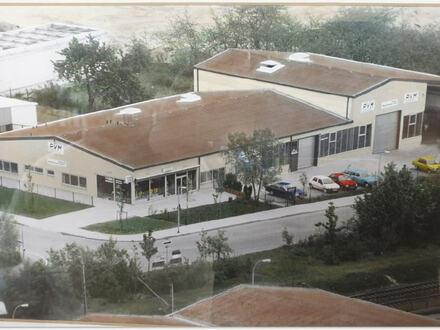 MA-Casterfeld: Produktionsbetrieb / Lagerhalle