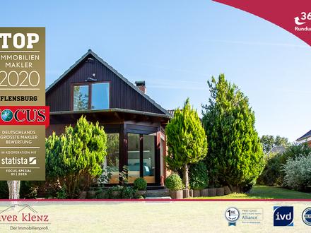 Ruhiges Leben in Harrislee - geben Sie Ihrer Familie ein neues Zuhause.