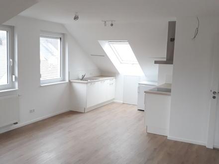 Neuwertige 2-Zimmer Dachgeschosswohnung in Heilbronn-Biberach