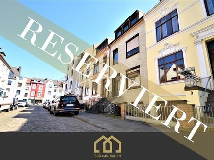 Reserviert: Kapitalanlage: Walle / 2-Familienhaus in ruhiger Seitenstraße