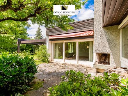 Eine Rarität - Großzügiges Einfamilienhaus mit Doppelgarage auf 2.400 m² Grundstück in 1A Lage