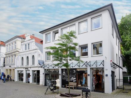 Attraktive Ladeneinheit direkt am Julius-Mosen-Platz !